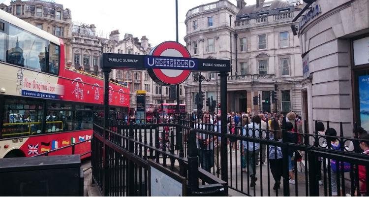 チャレンジ、ロンドン