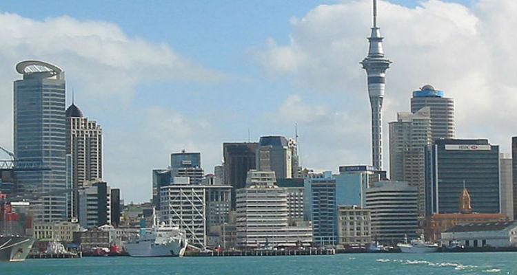 ニュジーランド,Dominion English Schools,ホームステイ,短期留学,スカイツリー