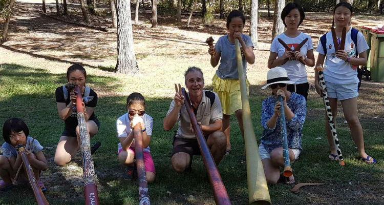 レクシス、ヌーサ、ジュニアプログラム、サマーキャンプ、ホームステイ、オーストラリア