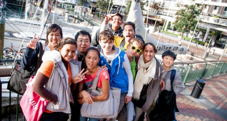 ニュージーランド、New Zealand Language Centres,ホームステイ,ジュニアプログラム,短期留学,アクティビティ