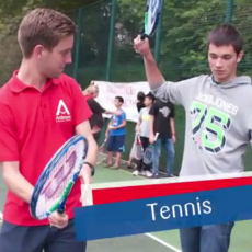 チャレンジ,テニス