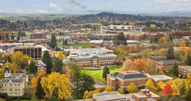 海外大学進学,アメリカ,オレゴン州立大学,Oregon State University,高校生