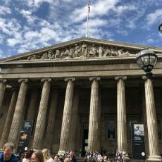 チャレンジ、ロンドン、大英博物館