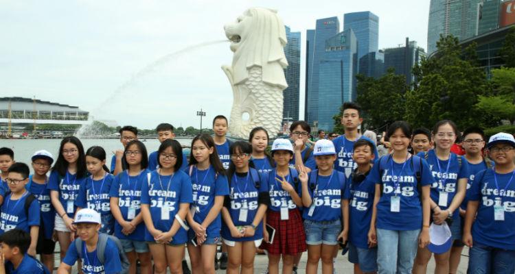 チャレンジ,シンガポール