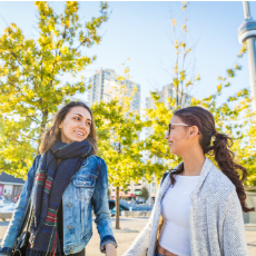 カナダ留学とホームステイ情報