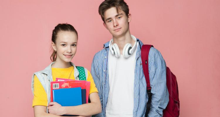 アメリカ大学進学を目指す高校生達