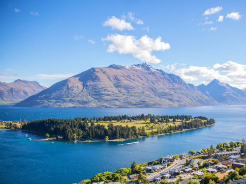 ニュージーランド,自然