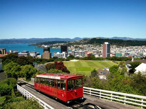 ニュージーランド,ウェリントン