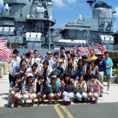 夏休み、短期留学、短期語学研修、アメリカ