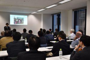 ISAグローバル留学&進学セミナー 郁文館グローバル高等学校副教頭 木村和貴先生