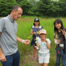 小中高生対象、夏休みの国際交流国内イングリッシュキャンプ@雨煙別コカコーラ環境ハウス(北海道・栗山)