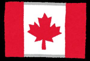 チャレンジホームステイ,短期留学,国旗,カナダ