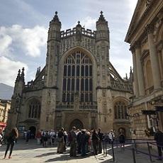 チャレンジ、イギリス、バース、大聖堂