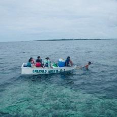 セブ島、チャレンジ、ビーチ
