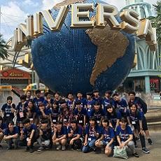 シンガポール、チャレンジ、ユニバーサル