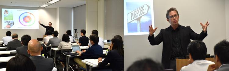 ISA次世代教育セミナー GPIUS ティム・プリュエ グローバルコンピテンス講演