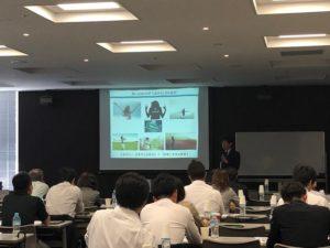 ISA福岡次世代教育セミナー 教育サービス統括本部取締役本部長 平田敏之 セミナー講演