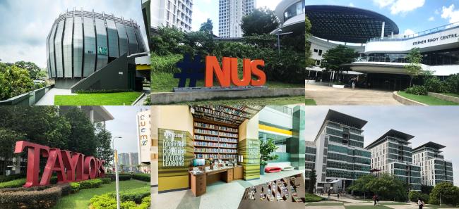 第1回 シンガポール・マレーシアトップ大学視察企画