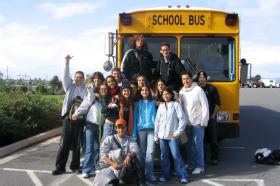 ISAの短期留学プログラム ジュニアプログラム