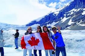カナダ語学留学プログラム
