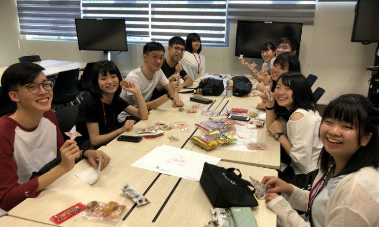 チャレンジ,シンガポール,大学生交流