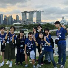 チャレンジ,シンガポール,マリーナベイサンズ