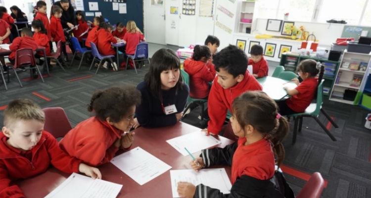 ニュージーランド,オークランド,現地校,授業体験