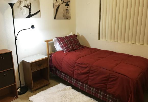 自分の部屋やバスルームは清潔に