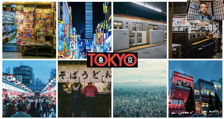 アメリカ発のオンライン英語プログラムJapan Bound Explorer「Exploring Tokyo!」