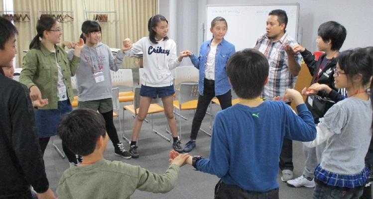イングリッシュキャンプ新木場 小中学生 レッスン