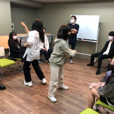 イングリッシュキャンプ,横浜,中高生レッスン,英語