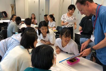 国際交流プログラムはこんな中高生におすすめです