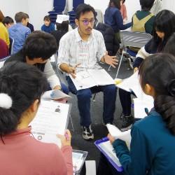 高校生の留学 国内英語研修プログラム