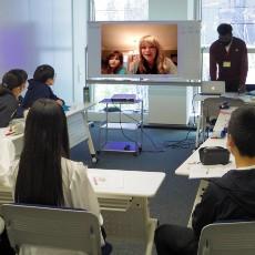 ISAの国際交流プログラム